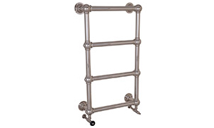 Colossus Steel Wall Mounted Towel Rail